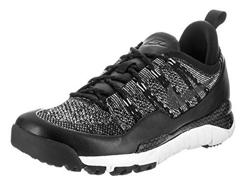 c80dc3e1dbb976 Nike Lupinek Flyknit Low Herren Männer Turn-Schuhe Sneaker Halbschuhe  Laufschuhe Running Schwarz Leder Neu Gr. 42