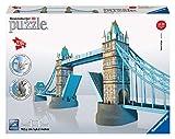 Ravensburger 12559 Puzzle 3D London Tower Bridge