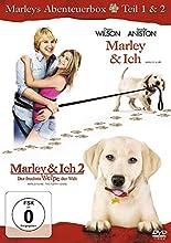 Marley & Ich / Marley & Ich 2 - Der frechste Welpe der Welt [2 DVDs] hier kaufen