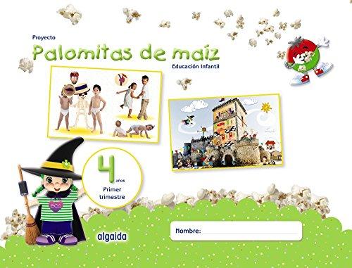Proyecto Palomitas de maíz. Educación Infantil. 4 años. Primer Trimestre por María Dolores Campuzano Valiente