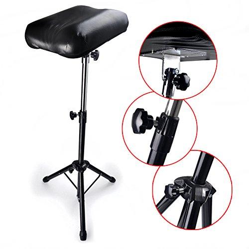 Vanyda trépied réglable support Tatouage Bras repose jambes Supply Studio Salon de chaise Portable