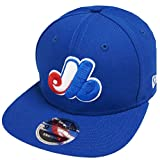 New Era Montreal Expos Cooperstown Collection Royal Snapback Cap 9fifty 950 Limited Edition
