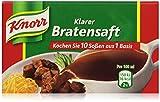 Knorr Klarer Bratensaft Soße Würfel 1 Liter