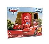 Corine de Farme Koffer Cars Eau de Toilette + Duschgel + Schlüsselanhänger 50ml