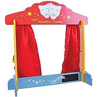 Bigjigs Teatro de marionetas (BIBJ339)