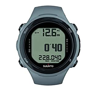 Ordinateur D4i Novo Suunto et interface USB - Gris