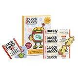 Buddsbuddy Adhesive Bandages (Yellow, 30...