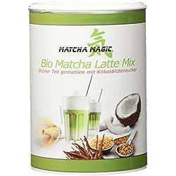 MatchaMagic BIO LATTE mit 20% BIO und Bio, 1er Pack (1 x 200 g)