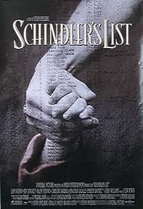 Poster la liste de Schindler (68,5cm x 101,5cm)