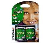 Fujifilm Nexia 200Negativ-Farbfilm, Format APS Blister x 225Aufnahmen