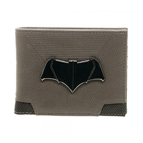 Wallet - Batman v Superman - Dawn of Justice Suit Up Bi-Fold Boxed mw3yyqdoj by DC Comics