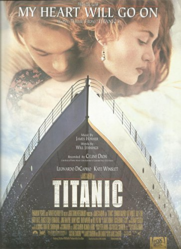 My Heart Will Go on (Love Theme From Titanic) (Piano Vocal, )