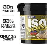 Ultimate Nutrition ISO Sensation 93-5 lbs (Vanilla Bean)