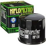 3x Filtre à l'huile Suzuki LT-A 750 X KingQuad AXI 4x4 08-15 Hiflo HF138
