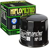 3x Filtro de aceite Suzuki GSX-R 1100 W 93-97 Hiflo HF138