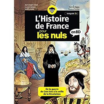 L'Histoire de France pour les Nuls en BD, intégrale 2