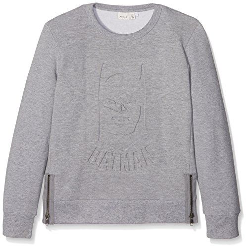 NAME IT Jungen Sweatshirt NITBATMAN FREJ SWE BRU -