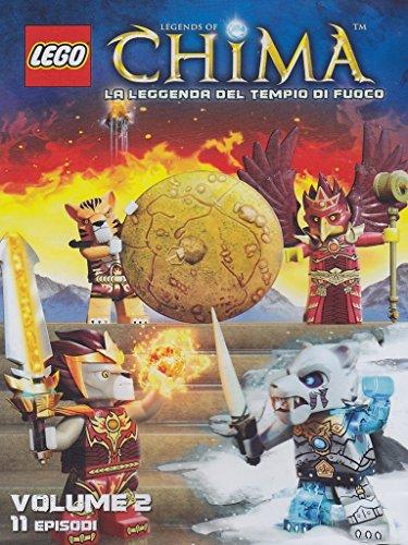 Lego - legends of chimastagione02volume02