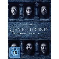 Game of Thrones - Die komplette sechste Staffel [5 DVDs]