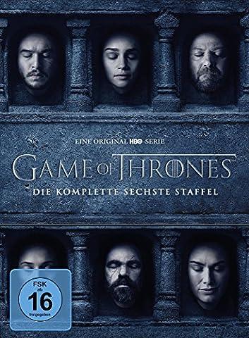 Game of Thrones - Die komplette sechste Staffel [5