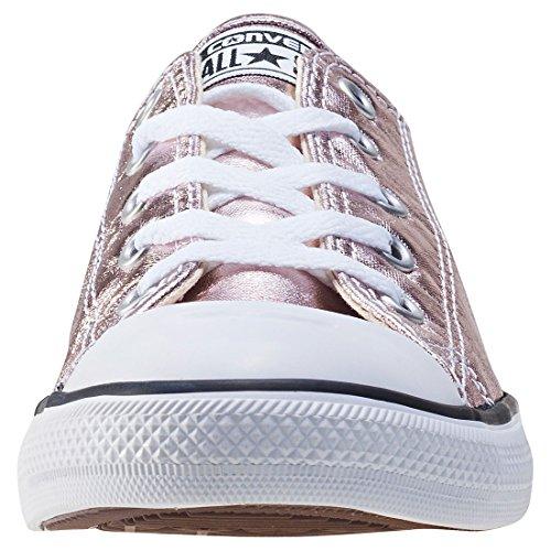 Converse Mandrini Ballerina 551656C grigio Dainty All Star Ballet Lace mouse Bianco Nero Rose
