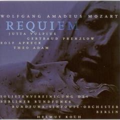 Requiem in D Minor, K. 626: Introit. Requiem aeternam - Kyrie eleison