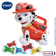 VTech Paw Patrol Marcus Letters Electronic Toy [English language not guaranteed]