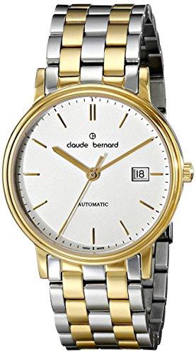 Claude Bernard Men's 80085 357J AID Classic Automatic Analog Display Swiss Automatic Two Tone Watch