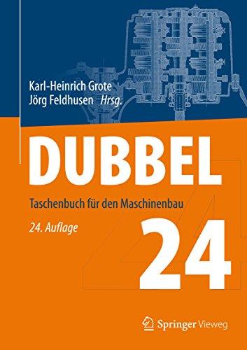 Dubbel: Taschenbuch für den Maschinenbau -