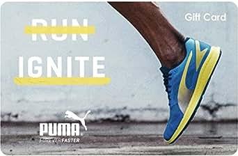 Puma Gift Card -Rs.5000