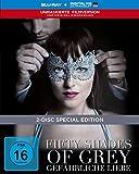 Fifty Shades of Grey 2 - Gef�hrliche Liebe - Limited Digibook  Bild