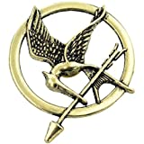 H&H UK Broche Hunger Games Motif Geai Moqueur, Pour d Guisement, Cosplay