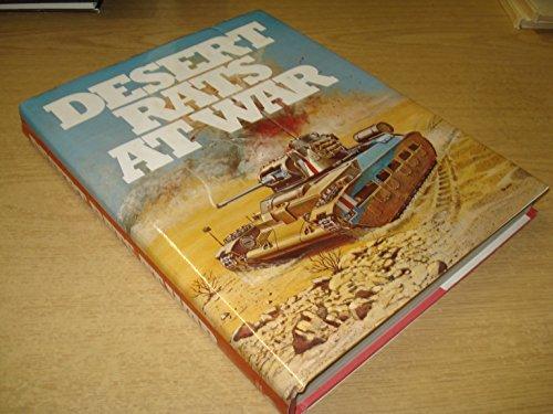 Desert Rats at War - North Africa - Europe