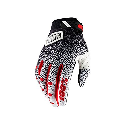 Preisvergleich Produktbild Inconnu uni Handschuh Ridefit, Mehrfarben (Noir/Blanc), XXL