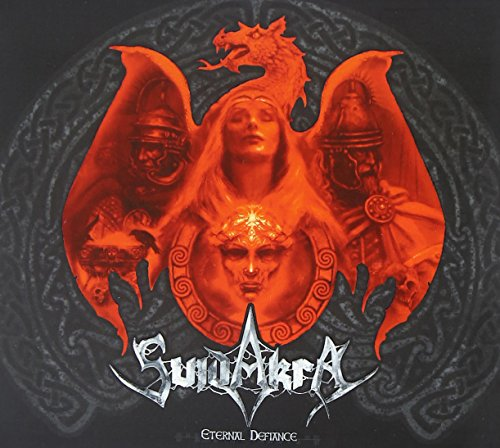 Suidakra: Eternal Defiance (Digipak) (Audio CD)