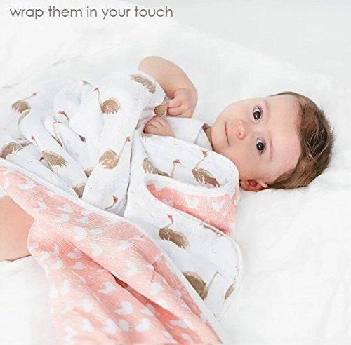 Baby Woolen Decke Baby Schlafsack Neugeborenen Wrap 6 Schichten Gaze Handtuch Multifunktionale Babydecke
