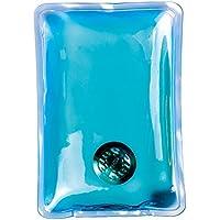 eBuyGB Hombre 1277723–4B Instantáneo Calefacción Gel Calentadores de Manos (4Unidades), Color Azul, Talla única