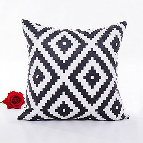 kokissen Polyester Kissen Sofa Waist Throw Kissenbezug Home Decor Kissenbezug Fall ()