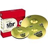 Sabian SBRPACK14X18 Cymbal, Pack of 2 (Bronze)