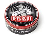 Uppercut Deluxe Hair Pomade Pomata Per Capelli Rockabilly Super Strong a Base di Acqua