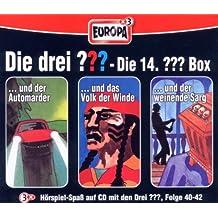 14/3er Box - Folgen 40 - 42 (Die 14. Box)
