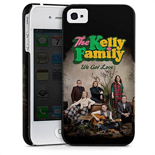 Apple iPhone 6 Plus Silikon Hülle Case Schutzhülle The Kelly Family We got Love Merchandise Premium Case glänzend