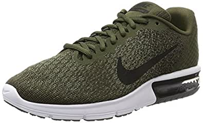 Air 2 Nike Men's Sequent Max Olive Shoes Running Green xBdCWreo