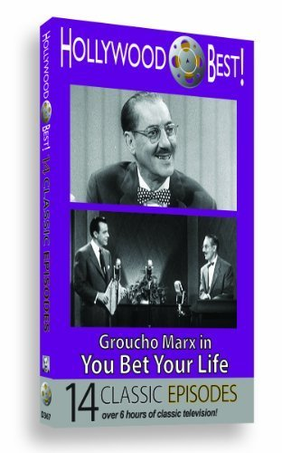 Preisvergleich Produktbild Hollywood Best! Groucho Marx,  in You Bet Your Life - 14 Classic Episodes! by Groucho Marx