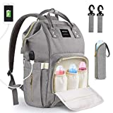 Best Diaper Bag Backpacks - Baby Changing Bag, MoFut Baby Diaper Nappy Rucksack Review