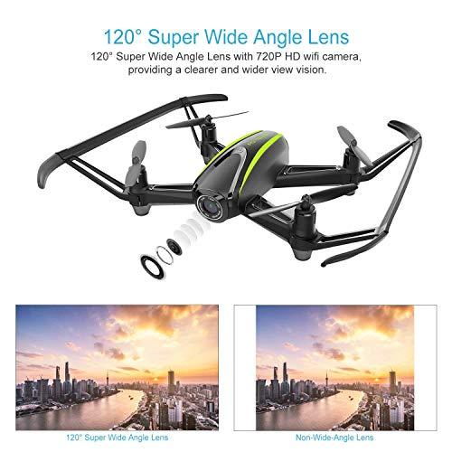 Zoom IMG-3 drone con telecamera hd 1280