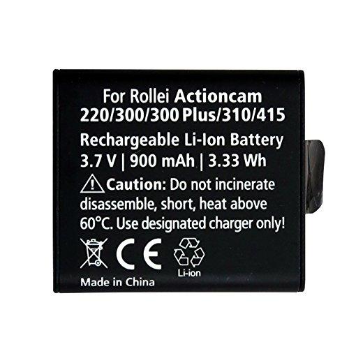 1250 Mah Exzellente QualitäT Foto & Camcorder Nett Panasonic Vw-vbn130e