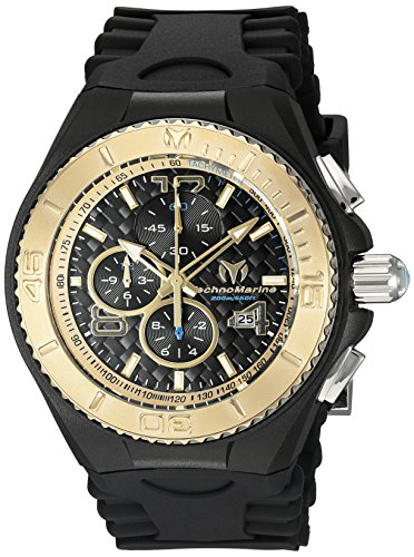 technomarine-mens-quartz-watch-with-black-dial-chronograph-display-and-black-silicone-strap-tm-11511