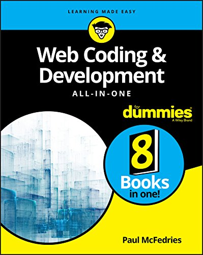 Web Coding & Development All-in-One For Dummies (For Dummies (Computer/Tech)) -