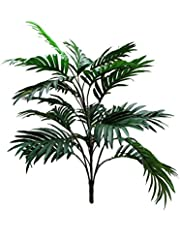 Fourwalls Beautiful Artificial Areca Palm Plant Without Vase